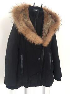 Rusak Atelier Noir Winter Coat
