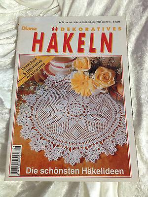 Anna 012014 Kreativ Zeitschrift Häkeln Stricken