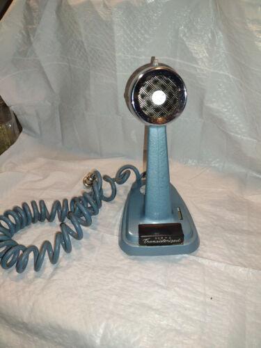 Turner +2 SSB Amplified Desk Microphone