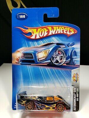 2004 HOT WHEELS AUTONOMICALS SOL-AIRE CX4 - P2