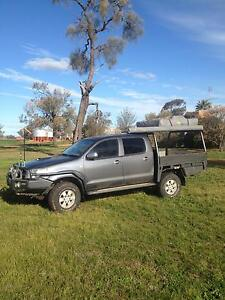 2009 Toyota Hilux Ute Wycheproof Buloke Area Preview