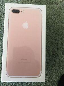 iPhone 7 Plus 128GB/256GB ROSE/GOLD CHEAP BNIB Cabramatta Fairfield Area Preview