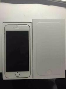 Iphone6 64gb silver Sydney City Inner Sydney Preview