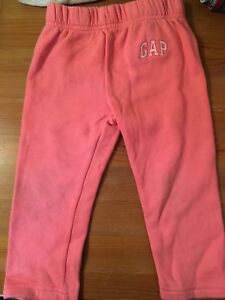Pantalon jogging GAP fille 2 ans