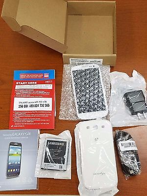 Samsung Galaxy S3 SCH-S960L White 16GB NET10 Reconditioned Smartphone