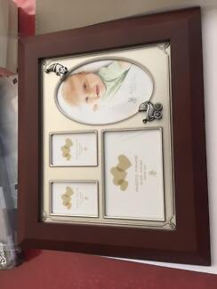Photo Frame Baby Gift
