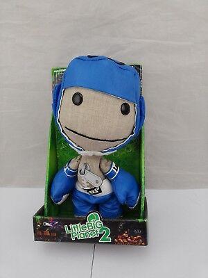 "Genuine Senario Little Big Planet 2 Sackboy Boxer Plush Doll Toy 7"" Kids Gift US for sale  New York"