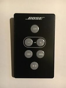 Bose SoundDock I Remote
