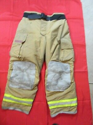 Mfg. 2005 Globe Gxtreme 42 X 30 Firefighter Turnout Bunker Pants Fire Rescue