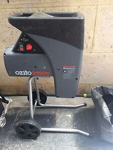 Ozito silent shredder 2400W Scarborough Stirling Area Preview