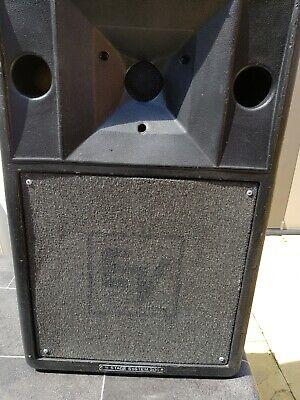 EV S-200 pa speakers