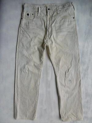 G-Star Hank Portobello Loose Essential Jeans Hose sand wash used W33/L32 Neu 21 gebraucht kaufen  Kleve