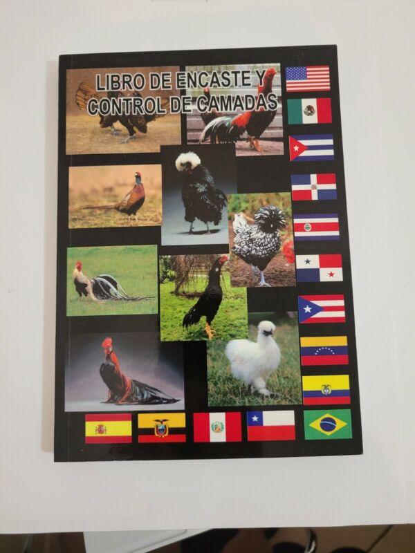NOTE BOOK FOR ROOSTER / LIBRO DE ANOTACION PARA GALLO accesorio