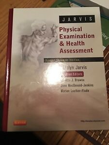 physical examination & health assessment, jarvis