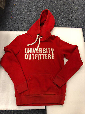 Jack Wills Ladies Red Hoody  for sale  Shipping to Ireland