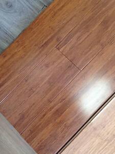 **** NEW & SALE / Bamboo Floors / 14mm / Limited Stock **** Woodridge Logan Area Preview