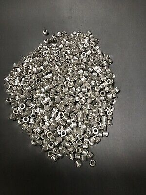 Kfe-116-4et Standoff 100 Piece Broaching Steel Electro Tin 0.116 X 0.125 38