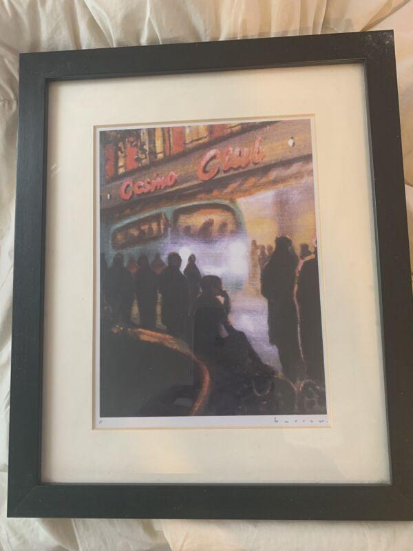 Wigan Casino Art Print Northern Soul