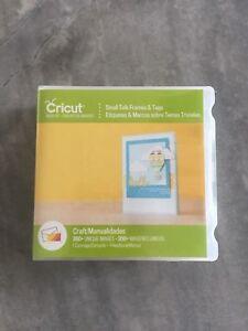 Cricut Small Talk Frames & Tags