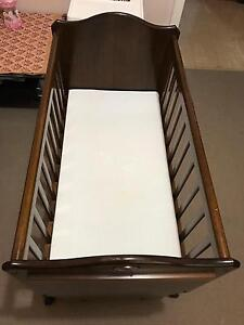 Baby bassinet-Boori country collection Croydon Charles Sturt Area Preview