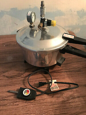 Dental Lab Equipment Laboratory Heated Pneumatic Curing Unit