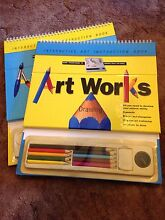 Learn to draw & paint interactive instruction books Victoria Park Victoria Park Area Preview