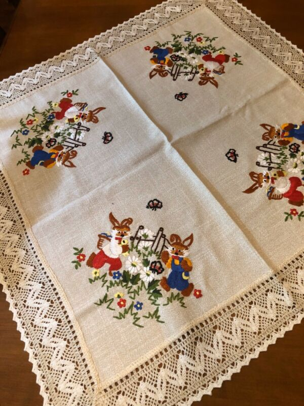 Easter Tablecloth Germany