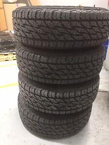 17 inch Bridgestone Dueler A/T tyres Warrnambool Warrnambool City Preview
