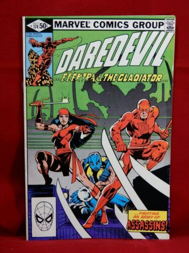 "DareDevil #174 ""army of ASSASSINS!"""