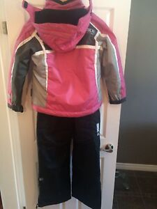 Brand New, Never  Used Size 12 girls snow suit
