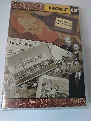CAT HOLT The Journey V1.5 PETER M AND CATERPILLAR BENJAMIN HOLT DOCUMENTARY DVD ()