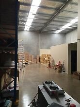 Urgent sub-contract transfer Warehouse & Office $600 pw inc. GST Calamvale Brisbane South West Preview
