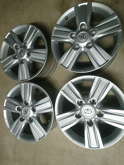 18 inch Toyota 200 series
