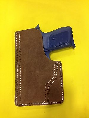 Leather POCKET Holster for SIG p230 / P232 (# 875)