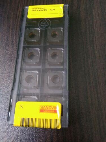 SANDVIK 345R-1305M-PH 4330 10 PCS Original carbide inserts