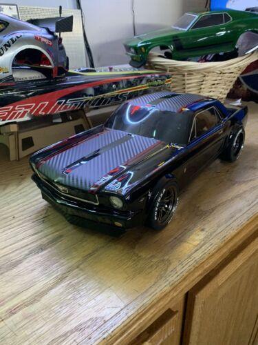 1/10 HPI 200mm Mustang Body - $90.00