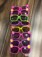 8 toy sunglasses - perfect for goody bags