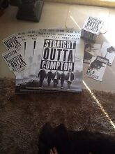 NWA Straight Outta Compton merchandise pack Port Macquarie Port Macquarie City Preview
