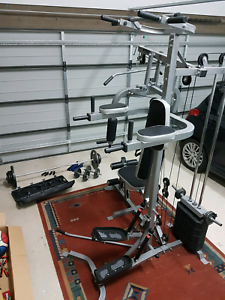 ForceUSA Mutli Home Gym Set Lawson Belconnen Area Preview
