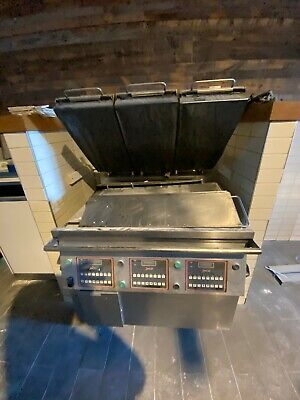 Garland Xpress Gas Clamshell Griddle W Thermostatic Controls