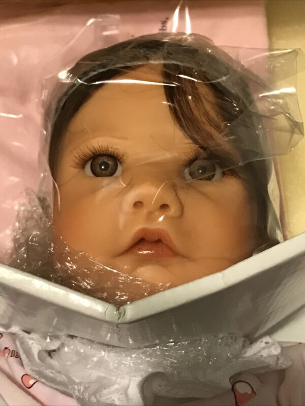 HEART AND SOUL-LIFE LIKE BABY-BY SYBILLE SAUER Resin Doll-Collector Edition(106)