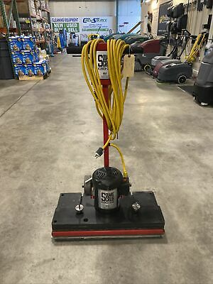 28 Inch Floor Scrubber Machine Square Scrub Ebg28 Used