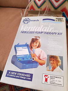 Ventalair Nebulizer pump therapy kit pick up only Westmead Parramatta Area Preview