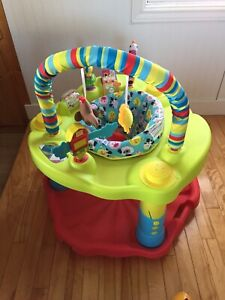 Exersaucer - farm theme