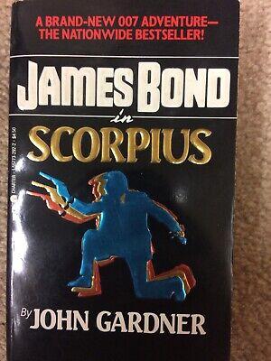 James Bond Scorpius