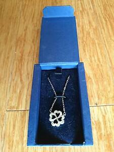 New Swarovski Necklace in Original Box with Certificate Ascot Brisbane North East Preview