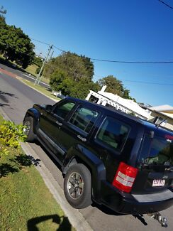 Jeep cherokee Camp Hill Brisbane South East Preview