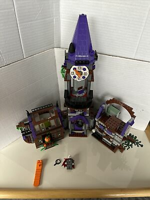 LEGO Scooby Doo Mystery Mansion 75904 INCOMPLETE One Mini Fig EUC