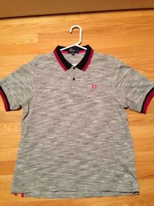 Men's Authentic Fred Perry Polo Top