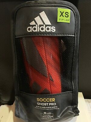 404e13ec4 Adidas Ghost Pro Graphic Soccer Shin Guards Youth   Adult - CF0125 - X-Small